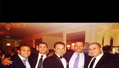 Andrew Chavez - <pre>2015 USC Latino Alumni Association Gala at the Beverly Wilshire</pre>