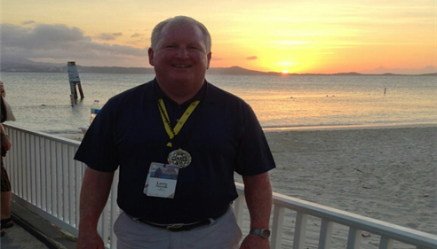 Amie Johnson - <pre>Larry in Cancun, we became a Presidents Council Agency in 2013.</pre>