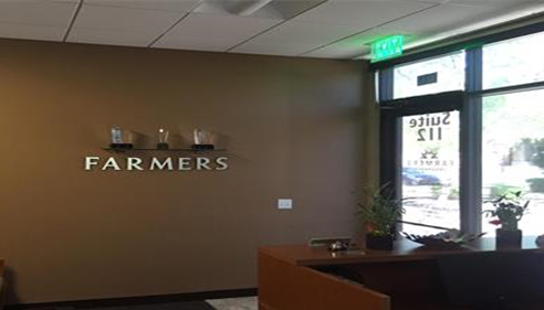 April Schaffroth - <pre>April&rsquo;s Farmers® Insurance Lobby</pre>