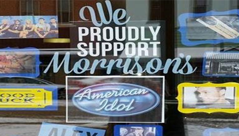 Angela VanderVinne - <pre>Our tribute to our Morrison, IL native, Alex Fischbach (future American Idol?)</pre>