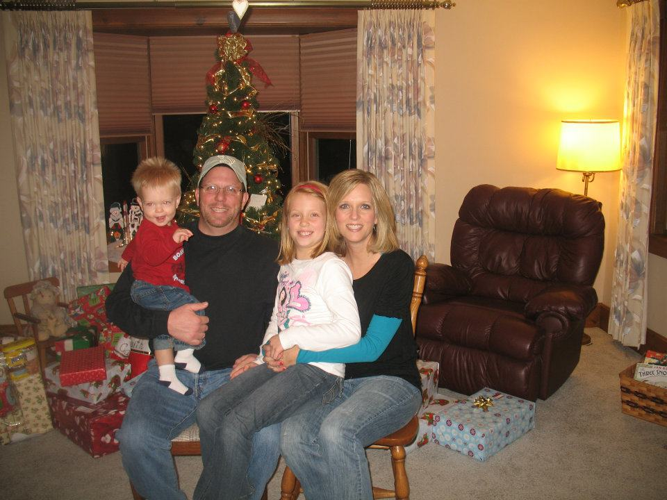 Angela VanderVinne - <pre>Its all about family! Morrison, IL</pre>