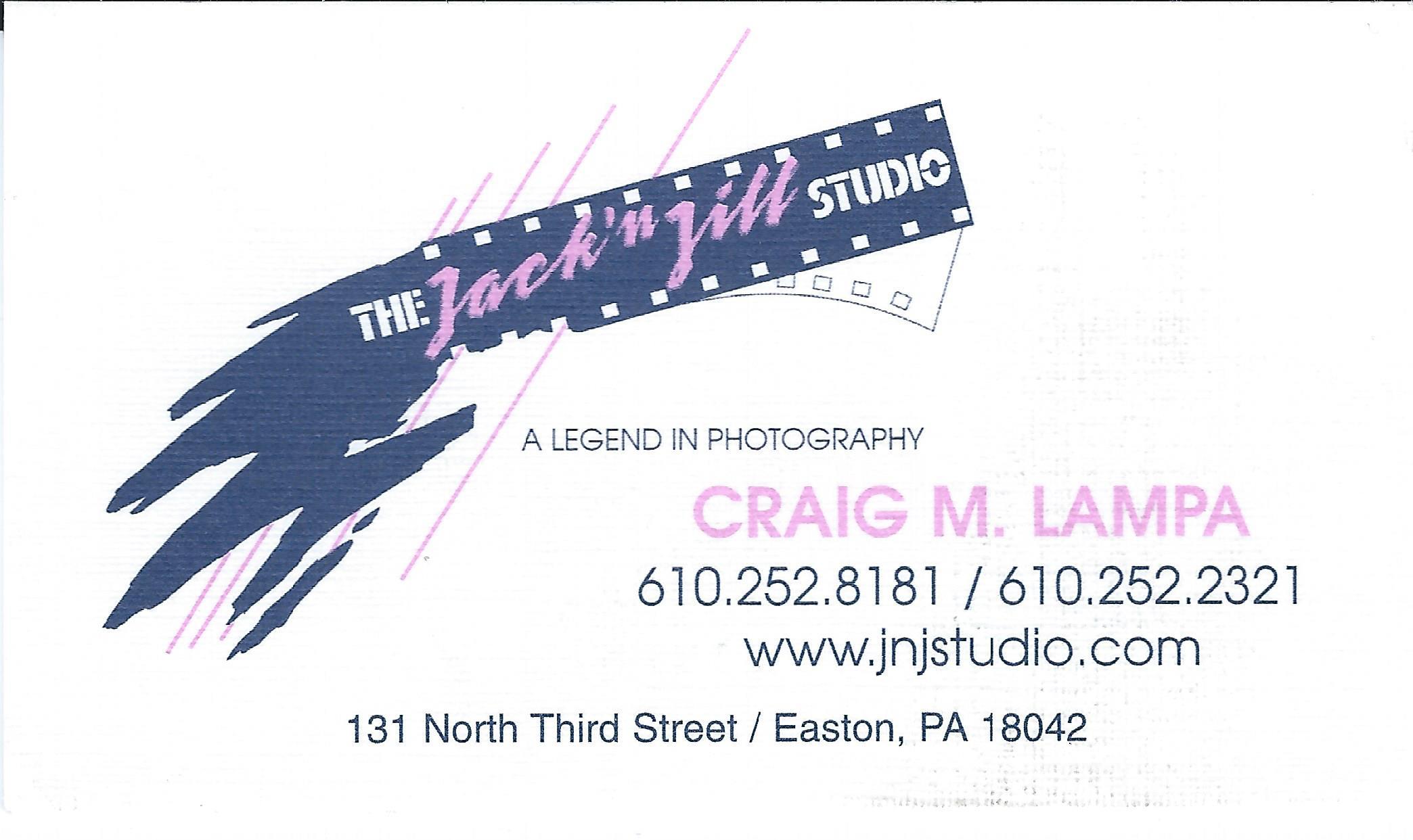 Jack & Jill Studios 131 N.3rd St Easton