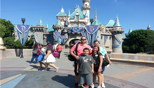 Brian Baker - <pre>Disneyland 2015</pre>