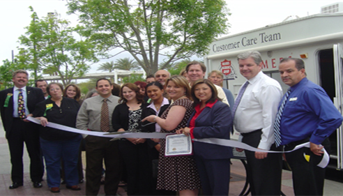 Bonnie Grant - <pre>Grand Opening and Ribbon Cutting of our office March 2010!</pre>