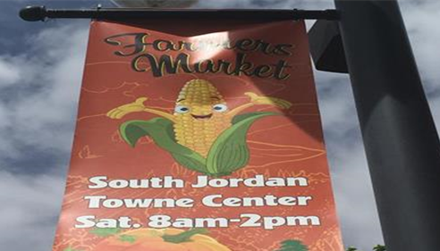 Brent Tate - <pre>Every Saturday from Aug-Oct, come to the Farmers® Market in front of our office!</pre>