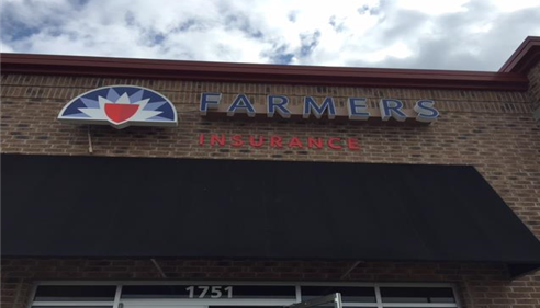Courtney McCurdy - <pre>Insure the Ozarks representing Farmers® with the new logo!</pre>