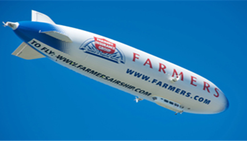 Debra Linn Allbee - <pre>The Farmers Airship</pre>