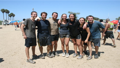 David Cook - <pre>One of our many Mud Runs.  This one at Camp Pendleton in 2013.</pre>