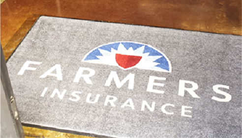 Doug Gaul - <pre>Transformation to the new Farmers® Logo has begun.</pre>