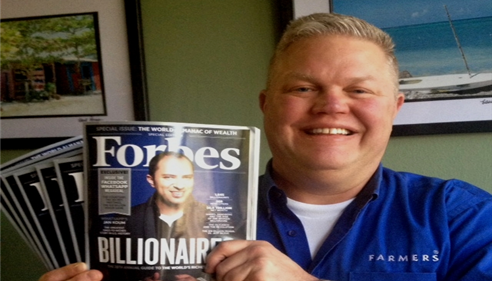 David Lorms - <pre>David Lorms, appeared in Forbes Magazine, as an industry Expert.</pre>