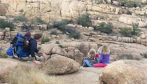 Darren Moll - <pre>Hiking in Granite Dells, Prescott, AZ We insure Homes in this wonderful area!</pre>