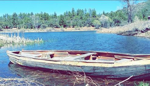 Darren Moll - <pre>Goldwater lake - one of Prescott&rsquo;s beautiful lakes.</pre>
