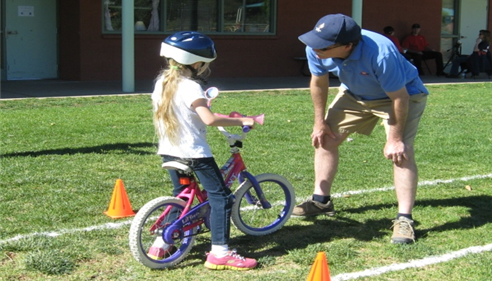 Don Nelms - <pre>Don is the Annual Bike Rodeo Sponsor!</pre>