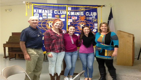 Dwayne Wheeler - <pre>Proud member of Kiwanis and supporter of our Journalism department at VHS.</pre>