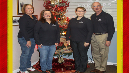 Dwayne Wheeler - <pre>Merry Christmas from our staff at Dwayne Wheeler Insurance</pre>