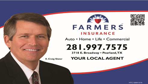 E. Craig Slater - <pre>Look for us on your Kroger shopping cart.</pre>