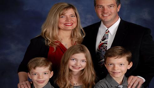 Gerald Beland - <pre>My family</pre>