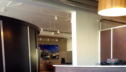 Greg Delgado - <pre>Our office!</pre>
