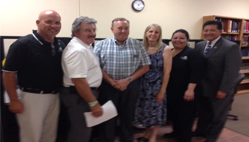 Gregg Martin - <pre>Congratulations Jane Mouttet and Mesilla Valley Christian Schools!</pre>