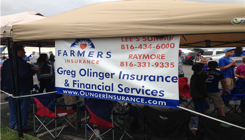 Gregory Olinger - <pre>Customer Appreciation Royals Game 2014</pre>