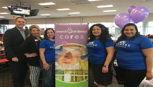 Gloria Sanchez - <pre>Fundraising event to benefit March of Dimes.</pre>