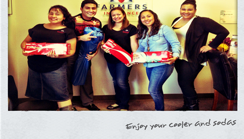 Gloria Sanchez - <pre>Our Lucky Winner for our Thanksgiving promotion.</pre>