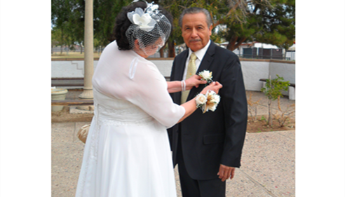Henry Jimenez - <pre>My parents&rsquo; 52nd Year Anniversary. Still together! 02-2012</pre>