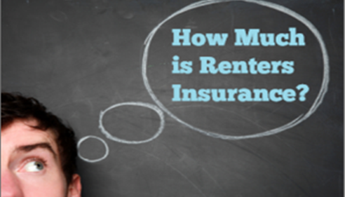 Ilya Duloglo - <pre>Renters Insurance is typically between $12 - $20 a month.</pre>