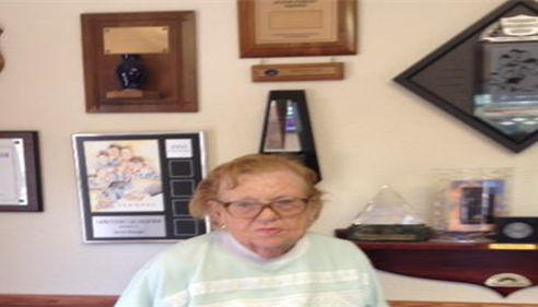 Jerry Burger - <pre>Meet Joyce, 62 years with Farmers® and 50 with the Burger Agency!!</pre>