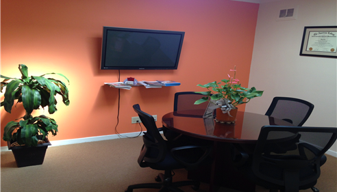 Joy Cai - <pre>Here is our new office in Daly City on Mission Street.</pre>