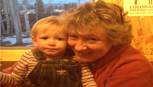Jeffrey Danley - <pre>Grammy and granddaughter Zola enjoying some time together.</pre>