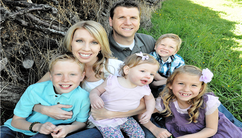 Jeremy Dunn - <pre>This is my family.  Melissa (My lovely wife), Payson, Olivia, Hudson, and Lily.</pre>