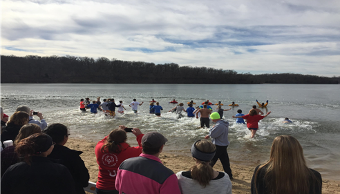 Jacob Eaton - <pre>Law Enforce.Torch Run and Polar Plunge sponsoring the Kansas Special Olympics!</pre>