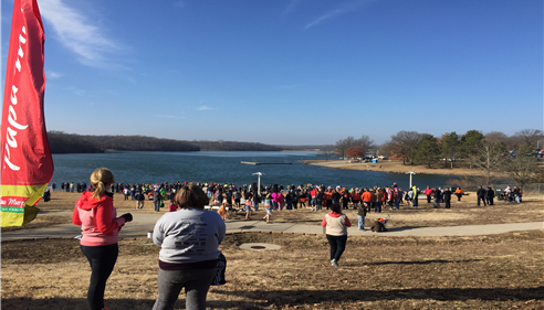 Jacob Eaton - <pre>2015 Polar Plungers!  This event sponsors the KC Special Olympics!</pre>