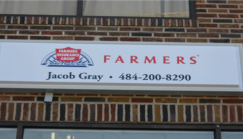 Jacob Gray - <pre>The Gray Insurance Agency</pre>