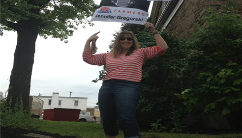 Jennifer Gregorski - <pre>I was a proud sponsor of the 17th Annual Ambler Car Show.</pre>