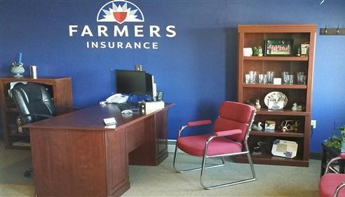 Jeff Jacobson - <pre>Reception office - Darci&rsquo;s Desk</pre>