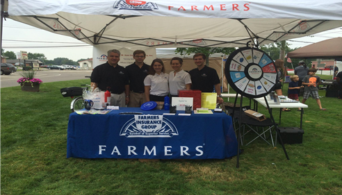 Jeremy Jivan - <pre>The Jivan team was set up at the Copley Heritage Days!</pre>