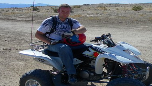 Jeffrey Milber - <pre>Borego Desert</pre>