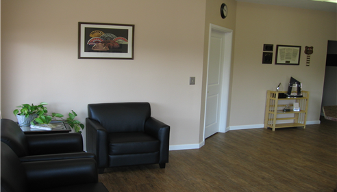 J Robert Mylroie - <pre>New Office Reception Area</pre>