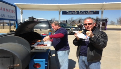 John Ogden - <pre>March of Dimes Walk at Arvest Ball Park! It was a great day!</pre>