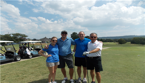 John Ogden - <pre>Having a great time at the annual NAIFA Golf Tournament.</pre>