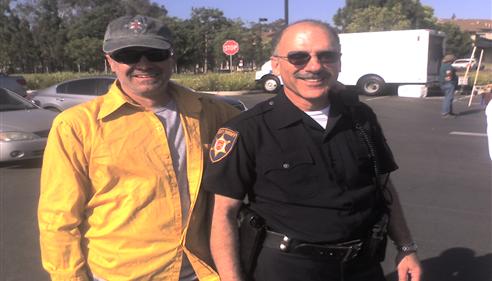 John Portaro - <pre>Volunteering for a simulated disaster scenario. Are you prepared?</pre>