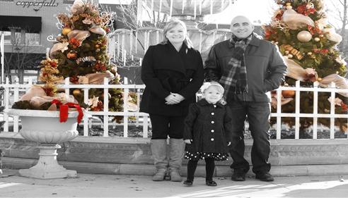 Jami Siegfried - <pre>Merry Christmas and Happy Holidays from the Siegfried Agency</pre>
