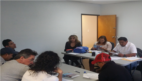Jacklyn Yahiayan - <pre>We hosted an insurance seminar to educate our community on auto coverage.</pre>