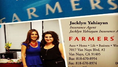 Jacklyn Yahiayan - <pre>This was our 3rd Annual Office Anniversary/ Customer Appreciation Event.</pre>
