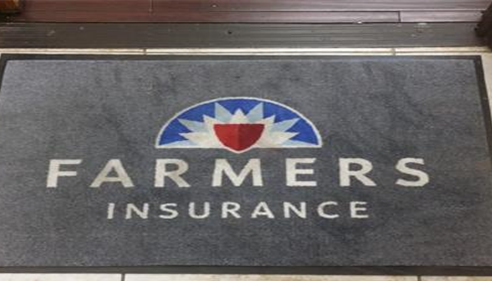 Jacklyn Yahiayan - <pre>So excited our new Farmers® logo door mat arrived!</pre>