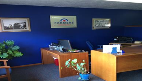 Kimberley Duty - <pre>Stop by for a quote and take a look at our beautiful new office interior!</pre>