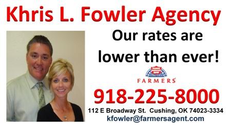 Khris Fowler -