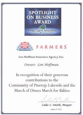 Lon Hoffman -